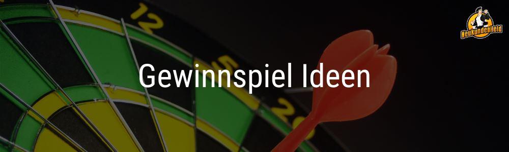 Gewinnspiel Ideen und Tipps Onlinemarketing und Neukundengewinnung www.Neukundenheld.de