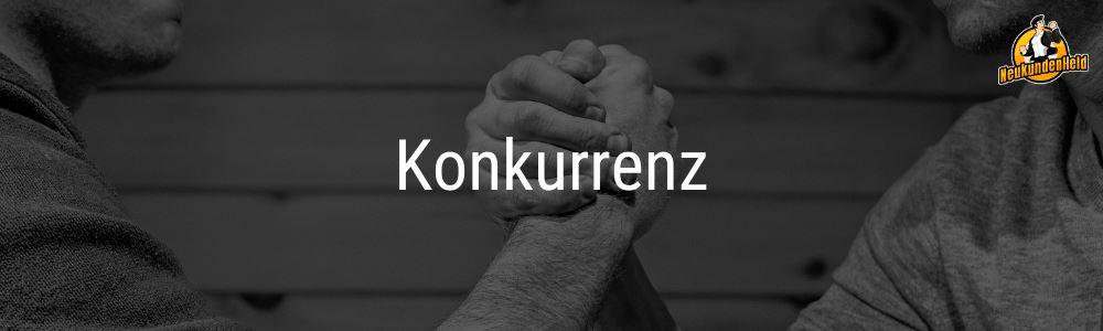 Konkurrenz Onlinemarketing und Neukundengewinnung www.Neukundenheld.de
