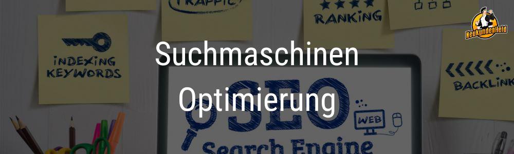 Suchmaschinenoptimierung, SEO Onlinemarketing und Neukundengewinnung www.Neukundenheld.de
