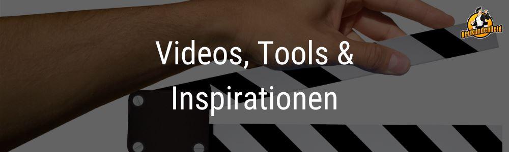 Videos, Tipps, Tools & Inspirationen Onlinemarketing und Neukundengewinnung www.Neukundenheld.de