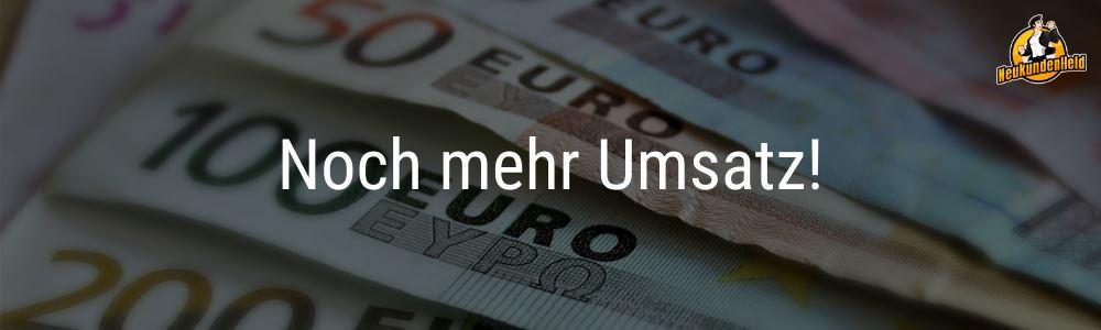 Wie Sie noch mehr Umsatz machen Onlinemarketing und Neukundengewinnung www.Neukundenheld.de
